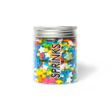 Galaxy Mix Sprinkles (75g) - by Sprinks