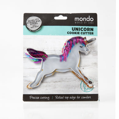 Mondo Unicorn Full Cookie Cutter