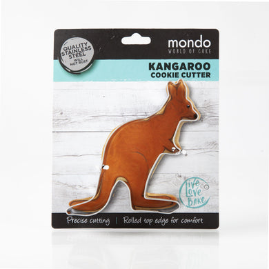 Mondo Kangaroo Cookie Cutter