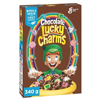 Lucky Charms Chocolate 311g
