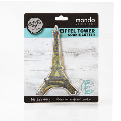 Mondo Eiffel Tower Cookie Cutter