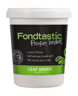 Fondtastic Fondant 908g LIGHT GREEN