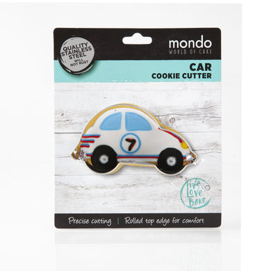 Mondo Car Cookie Cutter