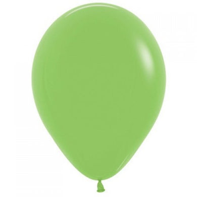 12cm Fashion Latex Balloons Individual/Packs