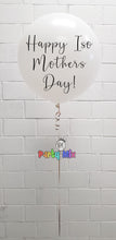 Load image into Gallery viewer, Iso Mother's Day 60cm Personalised Balloon