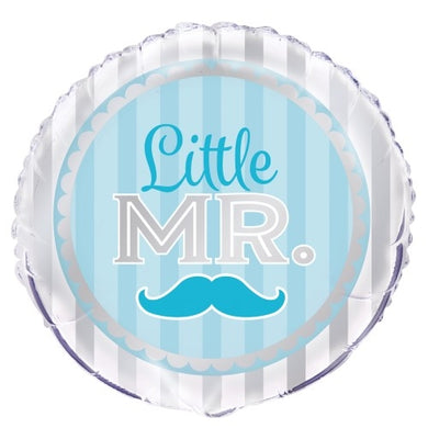 Little Mr Foil Balloon 18 inch
