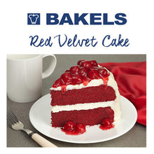 Load image into Gallery viewer, Bakels Red Velvet Cake Mix 1kg/4kg/15kg