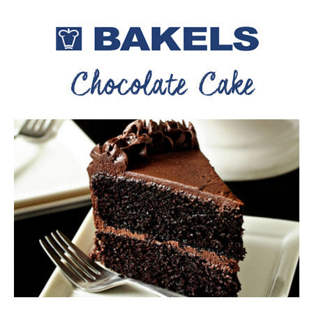 Bakels Chocolate Sponge Mix 1kg/4kg/15kg