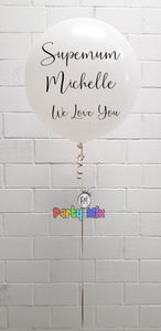 SuperMum Personalised Balloon