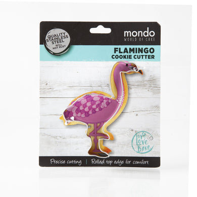 Mondo Flamingo Cookie Cutter