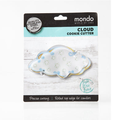 Mondo Cloud Cookie Cutter
