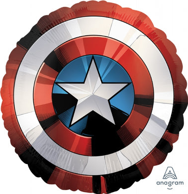 Avengers Shield Supershape Foil Balloon
