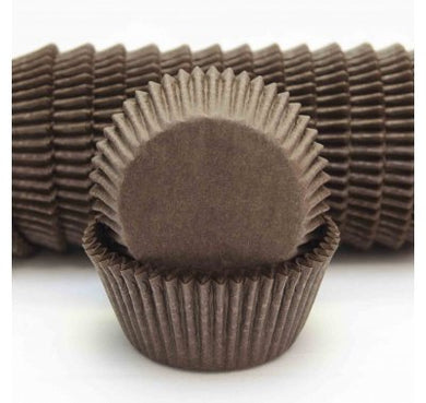 #550 Large Baking Cups 500pk - Chocolate