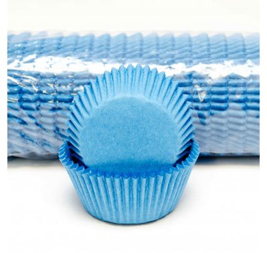 #550 Large Baking Cups 500pk - Blue