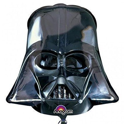 Star Wars Darth Vader Supershape Foil Balloon