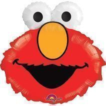 Elmo Supershape Foil Balloon