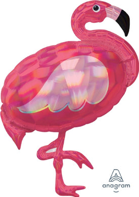 Flamingo Supershape Foil Balloon