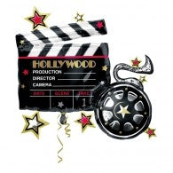 Hollywood Supershape Foil Balloon