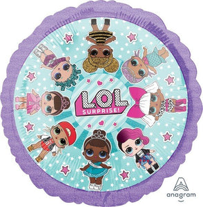 18inch Foil Balloon - Lol Surprise Dolls