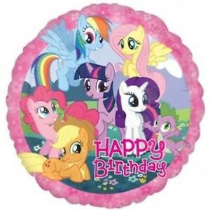 18inch Foil Balloon - My Little Pony