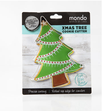 Mondo Tree Cookie Cutter