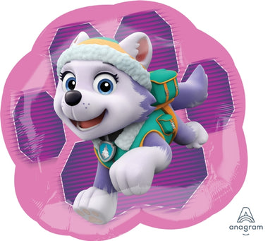 Paw Patrol Girls Supershape Foil Balloon