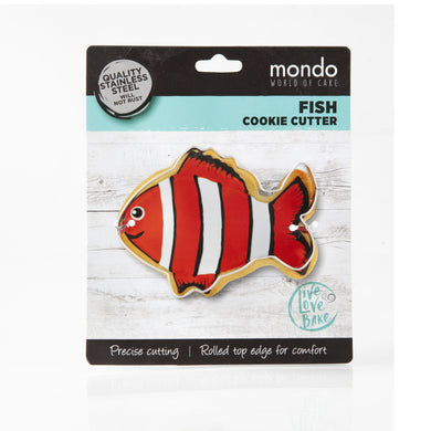 Mondo Fish Cookie Cutter