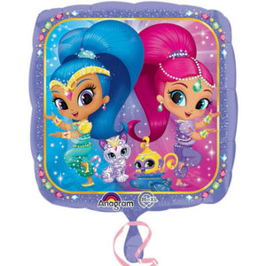 18inch Foil Balloon - Shimmer and Shine