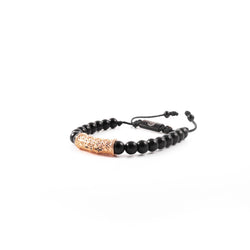 Rose Gold Invictus Bracelet 2.0