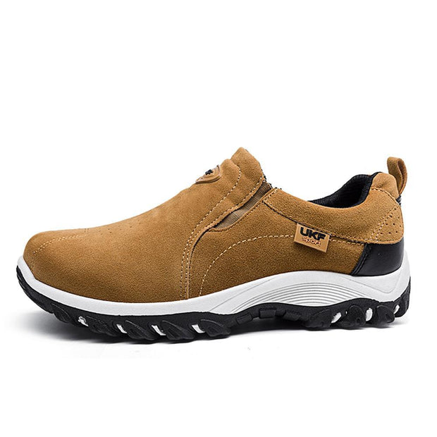 Herren Wasserdichte Casual Slip On Outdoor Sneakers