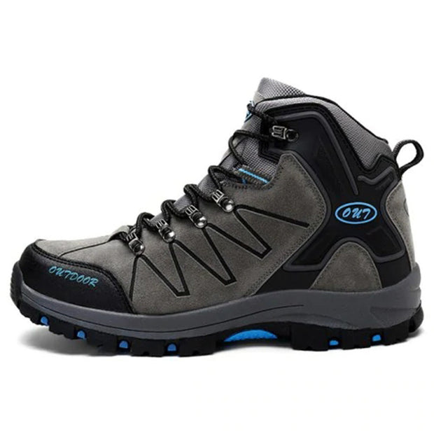 Men Outdoor Durable Hoch oben Anti-Rutsch-Wanderschuhe