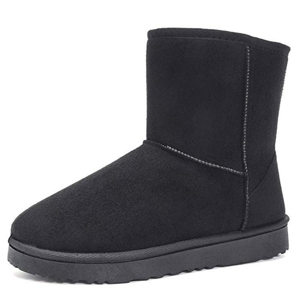 138159 Damen Winter Outdoor Warm Ankle Boot