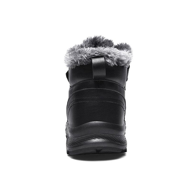 139224   Herren Wildleder Working Fur Warme Stiefeletten Leder