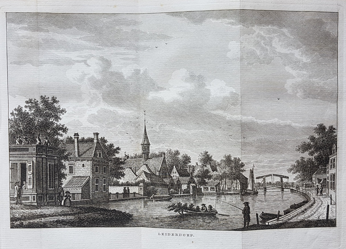 Leiderdorp - KF Bendorp - 1793