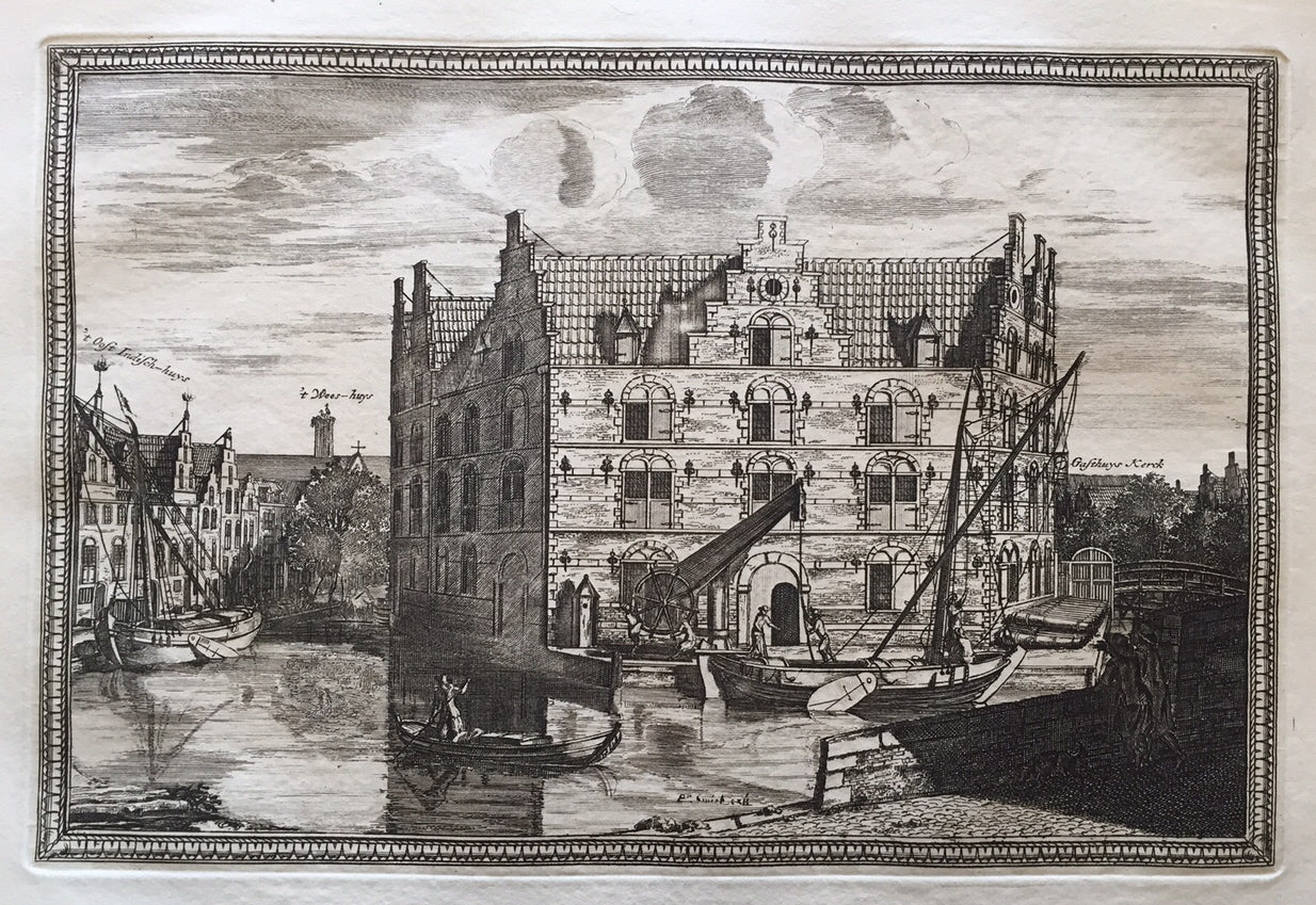 Delft Arsenaal Armamentarium - P Smith - ca. 1678