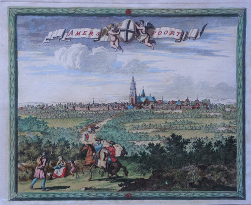 Amersfoort - Thomas Doesburgh - circa 1695