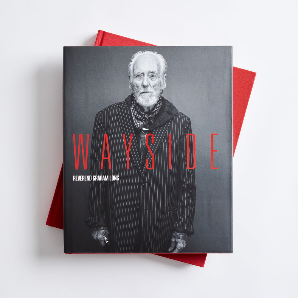 Wayside Coffee Table Book - Graham Long