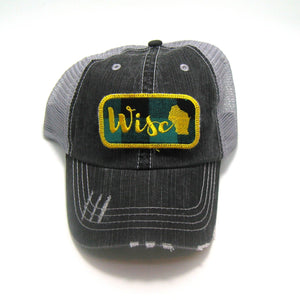 Wisco Trucker Hat - Color Options!
