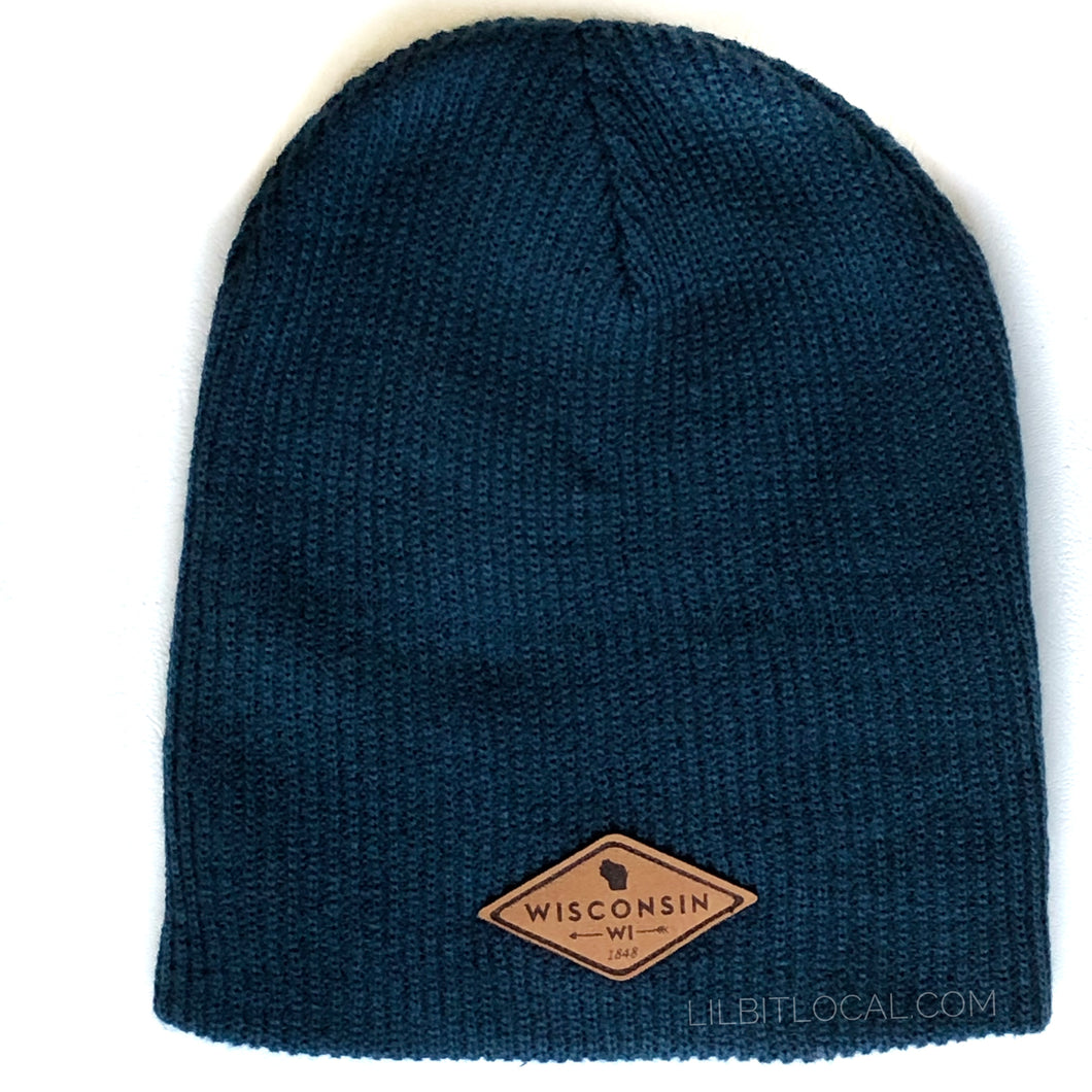 Slouchy Acryllic Winter Beanie