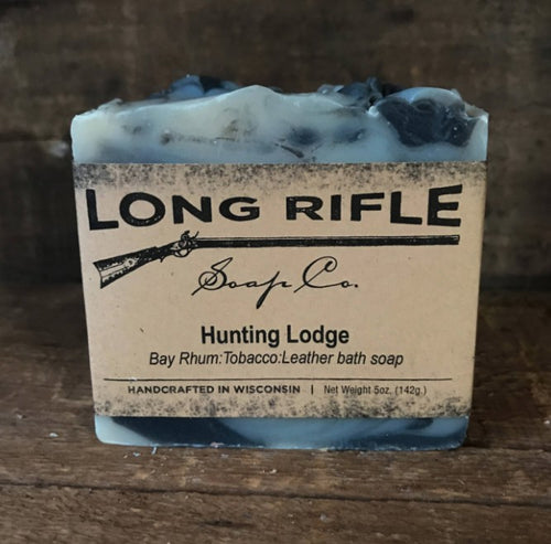 Hunting Lodge Artisan Tallow Soap - 5.5 oz