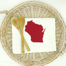 Kitchen Towel - Holiday - Wisconsin