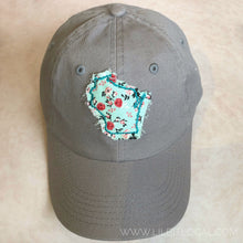 Wisconsin Youth Hat - WI Fabric State