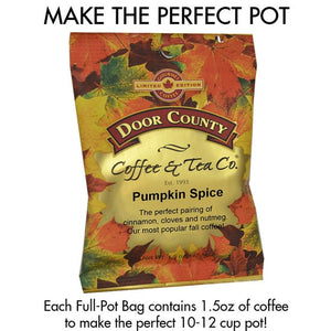Pumpkin Spice Coffee Full-Pot Bag