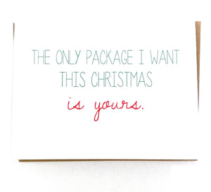 Package+Christmas+Card