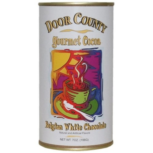 Belgian White Chocolate Hot Cocoa - 7oz Tin