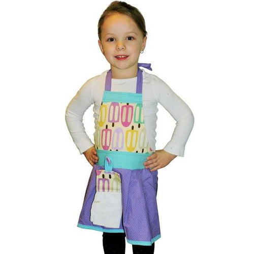 Girls Apron