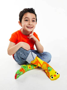 Chips & Guac Kids Socks - Sizes Available in Ages 1-3 to Adult