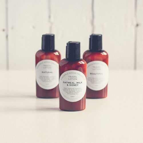 Organic Hand & Body Lotion – Travel Size