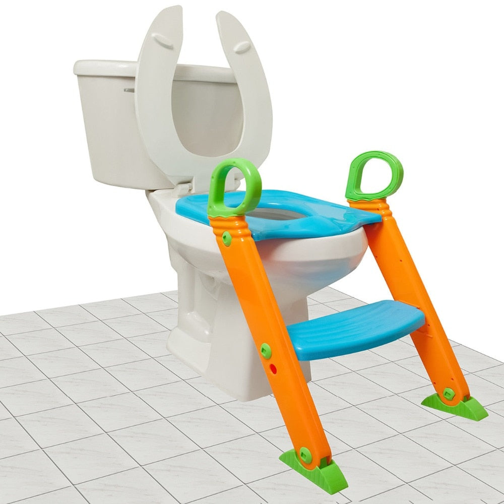 Astonishing Kids Potty Training Seat With Step Stool Ladder Heromothers Gmtry Best Dining Table And Chair Ideas Images Gmtryco