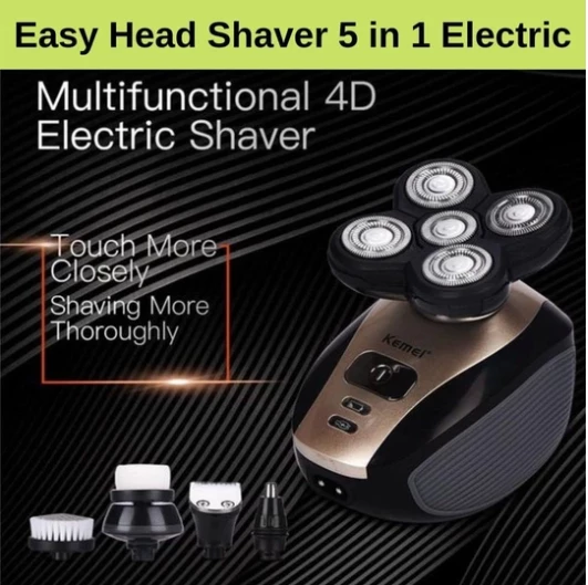 5-In-1 Men's Grooming Set
